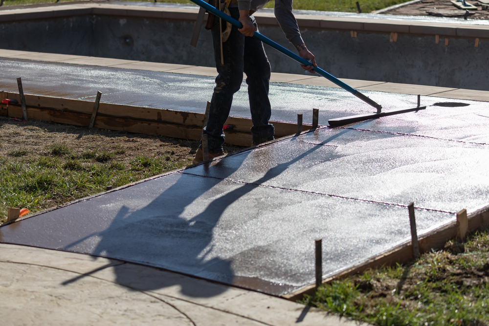 Flat Work - Fall River Concrete Contractors
